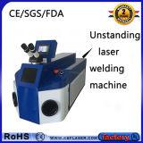 Macchina poco costosa portatile ad alta frequenza di riparazione dei monili della saldatura di laser dei monili