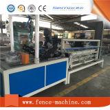 Machine de fabrication de clôture de chaîne