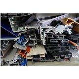 De uitgedreven Profielen van de Uitdrijving van de Vormen van pvc Plastic