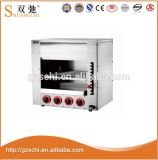Poêle à haute efficacité China Electric Salamander Kitchen Equipment
