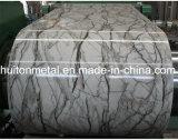 Мраморные шаблон из стали с полимерным покрытием Катушка/ PPGI стали катушки зажигания