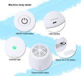 Mini purificador del aire del purificador del ozono