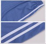 Calças-de-união para crianças Blue Cotton PE Boys School Uniform