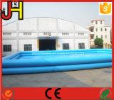 Riesiges aufblasbares Swimmingpool-kommerzielles aufblasbares Wasser-Pool