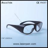 vidros de segurança de 9000-11000nm Di Lb3/laser para a proteção do laser do CO2 com Frame33