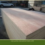 Carb P2 Certificate 18mm Red Plywood for Decoration and Furniture