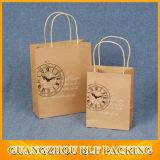 Saco de papel recicl (BLF-PB015)