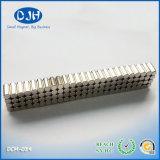4.3*9mm de Radiale Magneten 4000GS en 3800GS van het Deel van de Cilinder van het Stuk speelgoed Magnetische