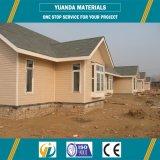 La estructura calificada prefabrica casas prefabricadas modulares
