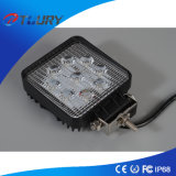 自動車の付属品LEDの照明27W SUVジープLED作業ライトランプ