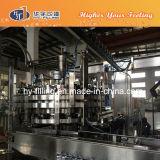 탄산 음료를 위한 알루미늄 깡통 충전물 또는 밀봉 기계
