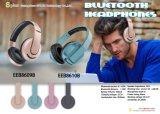 Auriculares sem fio estereofónicos dos auscultadores de Bluetooh V4.1 da forma