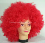 Carnevale che celebra la parrucca sintetica dei capelli per la sensibilità dei capelli umani di celebrazione
