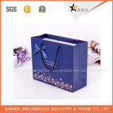 専門のハンドルが付いている製造業者によってカスタマイズされるペーパー贅沢なショッピングハンド・バッグ