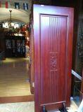 Sólida puerta de madera compuesta para el proyecto de hotel o apartamento (DS-019)