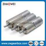 Elevado par motor de imán permanente eléctrico 12V 24V DC motorreductor