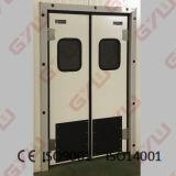 Porta / porta de dobradiça / porta pivotante para sala fria