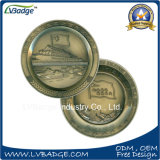 専門のカスタム軍の軍隊の硬貨