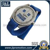 Moeda do relógio do metal do projeto do cliente na alta qualidade