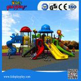 Do brinquedo ao ar livre plástico da aptidão da ginástica do campo de jogos dos miúdos equipamento ao ar livre