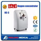 Concentratore portatile dell'ossigeno della macchina Oc-3 dell'ospedale
