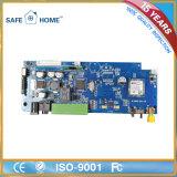 Sistema ampiamente usato dell'impianto antifurto di GSM della radio