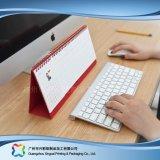 事務用品の装飾のギフト(xcstc018A)のための創造的なデスクトップのカレンダ