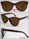 De modieuze Hete Verkopende Plastic Zonnebril van de Bescherming UV400 (WSP609693)