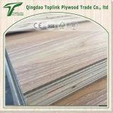 Hardwood / Poplar / Combi Core MDF Core Fancy Plywood para móveis