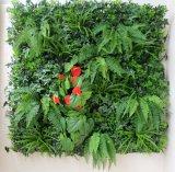 Hot Sale mur vert artificiel des prix bon marché mur végétal artificiel