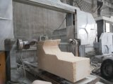 CNC van het Graniet van de steen de Marmeren Scherpe Machine van de Zaag van de Draad van de Diamant
