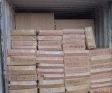 Fascia di bordo di legno del PVC del grano per la scelta