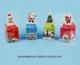 Caixa de presente de Apple do papel da forma da Noite de Natal