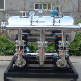 Отсутствие отрицательного оборудования водоснабжения давления (отсутствие всасывания) автоматического