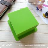 De groene Enige Met de hand gemaakte FDA van de Zeep Cake van het Baksel van het Silicone voor Muffin