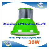 Yaye 18 Hot Sell COB 20W LED High Bay Light / 20W LED Highbay / 20W LED Light com Ce / RoHS
