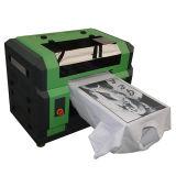 セリウムの綿のための公認A3小型のTシャツの印字機