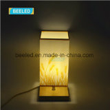 La noche de la lámpara de vector enciende el LED dentro de las luces blancas de la noche de la cortina 5W para la luz del vector del dormitorio