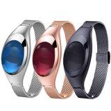 Hot Sale Sports Bracelet Smart Z18 avec la fréquence cardiaque et l'oxygène sanguin bracelet étanche de surveillance Smart