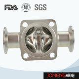Нержавеющая сталь Пневматическая Food Grade мембранный клапан (JN-DV1001)