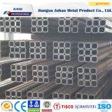 Tubo del acero inoxidable del tubo 304/316/310S del cuadrado del rectángulo de la autógena de AISI