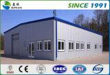 Estructura de acero de bajo coste casa prefabricada