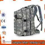 Sac militaire extérieur de sport de l'armée 40L de Camo, sac à dos militaire tactique