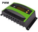 precio de fábrica PWM de alimentación de 40 a 12V 24V 48V el controlador de carga solar