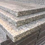 Bon marché/granit gris G603 de qualité pour le mur/étage personnalisent