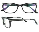 Fait à la main les trames de lunettes Fashion châssis Optique Lunetterie personnalisé plus tard les lunettes le châssis