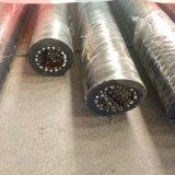 Tubo flessibile flessibile allineato di ceramica di estrazione mineraria di resistenza della corrosione