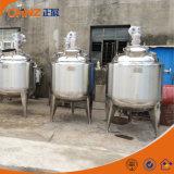 Нержавеющая сталь 304 бака Heated сока куртки кисловочного химически смешивая/316
