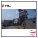 Secador de tambor 1.6mx6.5m protección del medio ambiente 80t/h (LB1000) máquina mezcladora de asfalto