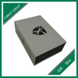 Rectángulo de regalo de papel magnético rígido hecho en fábrica de China
